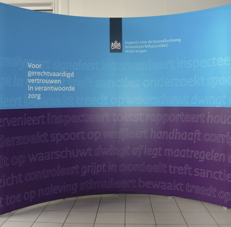 Presentatiesystemen Ministerie