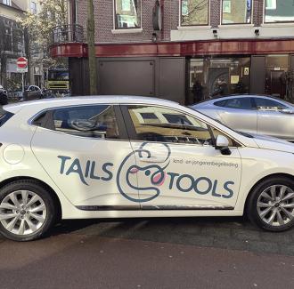 Tails Tools autobelettering